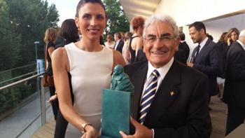 "FSG receives The Princesa de Girona Award ""Entity 2015"" of hands of their Majesties The Kings"