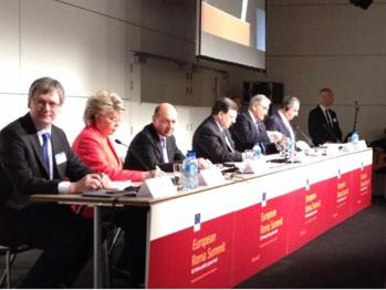 The FSG takes part in the third European Roma Summit