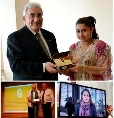 Ganadoras de los Premios Fundación Secretariado Gitano