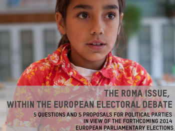 The Roma issue within the European electoral debate