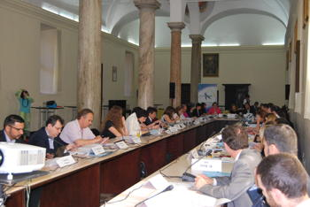 THE 14TH EUROMA NETWORK MEETING IS HELD IN ITALIA DURING THE 5TH AND 6TH OF JUNE.