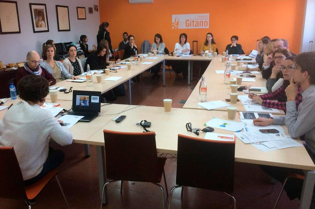 Nos visitan representantes del Ministerio de Empleo de Serbia