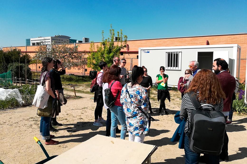 Reunión de socios y visita de estudio del proyecto FIND your way to the world of work