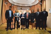 Amnesty International receives the 2016 FSG´s Annual Award for their work on the defense of the rights of the Roma people in Europe