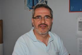 José Sánchez. Subdirector general de Programas