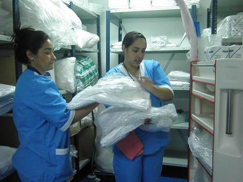 Fsg vallecas da por finalizado el curso camarera de pisos for Trabajo de camarera de pisos