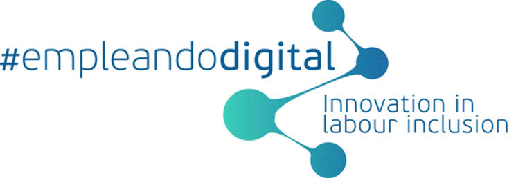 Empleando Digital recognised as good practice by the European project Medici