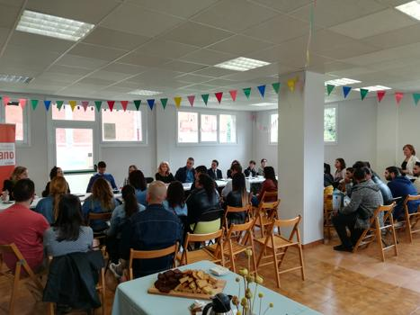 II Speed Networking en Oviedo