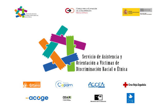 Nine NGOs will offer the Service of Advice and Assistance to Victims of Racial or Ethnic Discrimination, coordinated by the Fundación Secretariado Gitano.