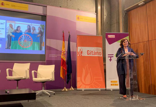 Fundación Secretariado Gitano presents the results and impact of its 'Calí programme. For the equality of Roma women '