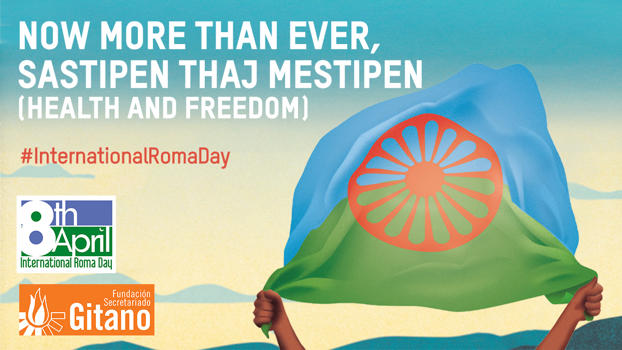 8th April, International Roma Day 2020
