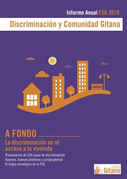 FSG presents the 15th edition of the Discrimination and Roma Community annual report