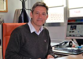 Isidro Rodríguez. Director General de la FSG