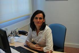 Ana Gómez. Subdirectora general de Organización y Gestión