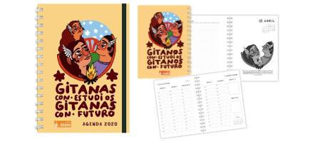 Resultado de imagen de agenda solidaria gitano 2020