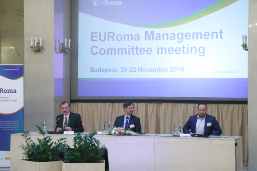 EURoma holds its latest Management Committee on 21-22 November, hosted by Hungarian partners