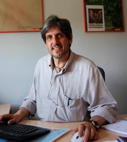Humberto García. Subdirector general de Acción Institucional, Desarrollo Territorial y Recursos Humanos