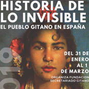 "Fundación Secretariado Gitano hosts exhibition ""History of the Invisible, the Roma people in Spain""<br><br>"