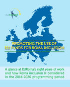 Euroma Network releases new report on Structural Funds and Roma inclusion